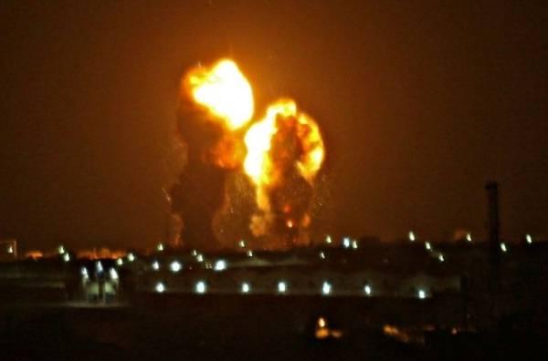 Tentera udara Israel kerap melancarkan serangan ke atas para pejuang Palestin yang didakwa mendapat bantuan Iran di Gaza. - Foto AFP