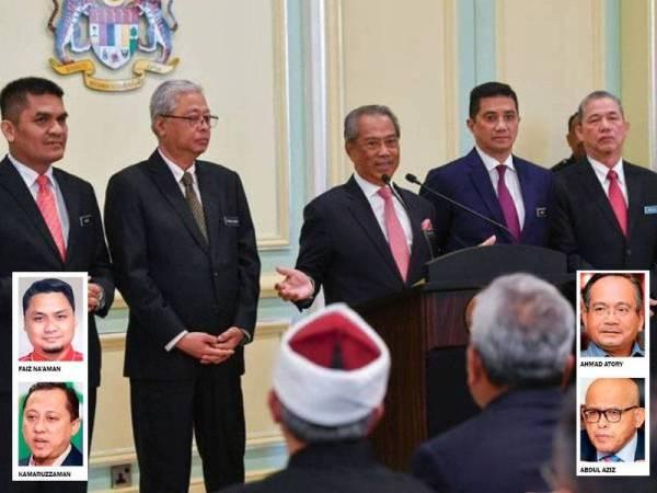 Pemimpin UMNO, Bersatu, Pas dan parti kerajaan PN kini perlu mencari jalan damai politik kerana Malaysia sedang berdepan krisis lebih besar terutamanya ancaman Covid-19 dan ekonomi.