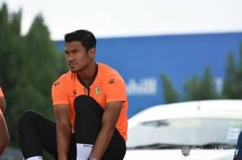 Shahrul Saad -Foto: Perak TBG