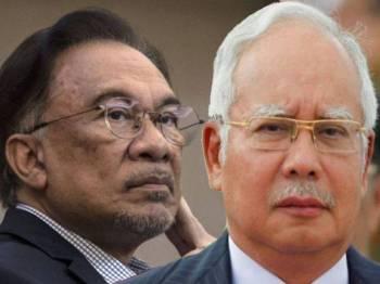 Anwar dan Najib
