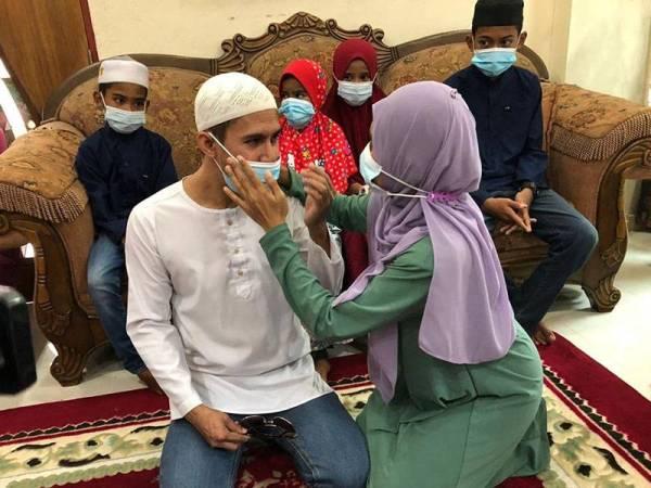 Suhaimi Saad alami masalah mata kronik