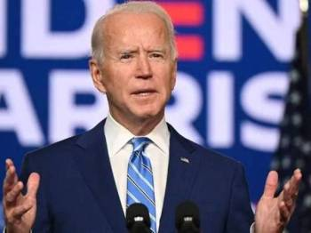 Joe Biden. - Foto AFP