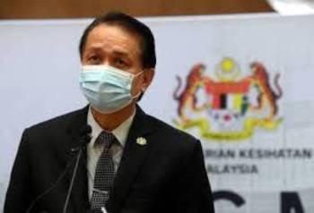 Ketua Pengarah Kesihatan, Tan Sri Dr Noor Hisham Abdullah