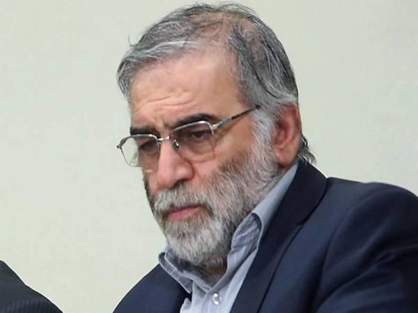 Mohsen Fakhrizadeh. - Foto AFP
