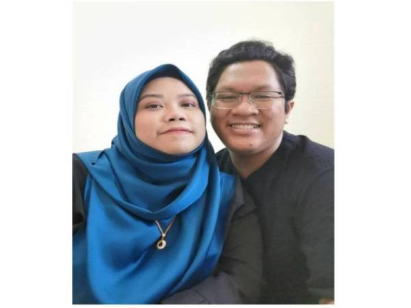 Suaminya menjadi semangat dan motivasi buat Nur Afiqah meneruskan usaha-usaha sukarelawan dan menjadi wanita yang berani