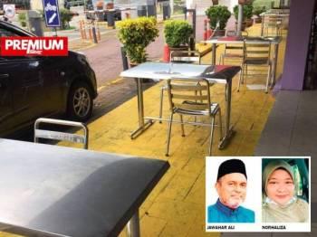 Pengusaha restoran dan kedai makan merayu supaya kerajaan dapat menganjakkan waktu operasi kedai makanan sekurang-kurangnya sehingga jam 10 malam.