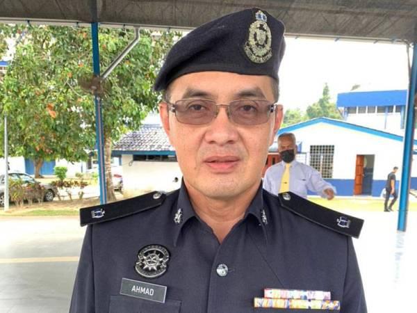 Ketua Polis Daerah Jeli, Deputi Superintendan Ahmad Ariffin