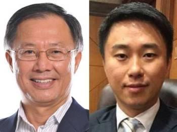 Steven Choong, Larry