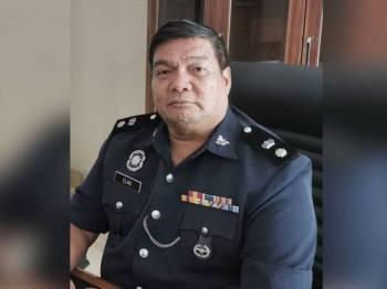 Ketua Jabatan Siasatan Jenayah Komersial Kedah, Superintendan Elias Omar