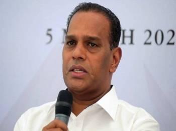 M Saravanan