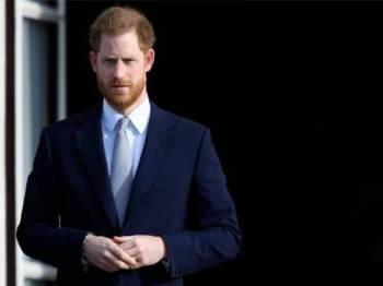Putera Harry - Foto Reuters