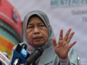 Datuk Zuraida Kamaruddin
