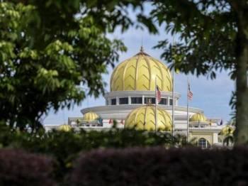 Istana Negara. - Foto Bernama