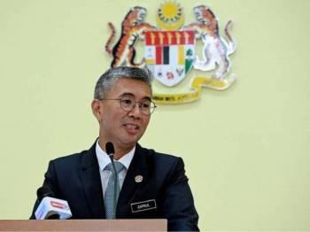 Tengku Zafrul - Foto Bernama