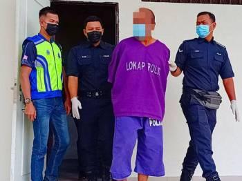 Seorang warga emas dihadapkan ke Mahkamah Sesyen, Pasir Mas atas tuduhan mencabul dan merogol anak tiri dalam lima kejadian berasingan di sebuah rumah dekat Tanah Merah, sejak 2018.