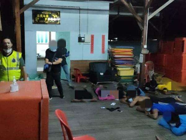 Polis percaya penyeludupan PATI yang disyaki didalangi warga tempatan dijalankan berdasarkan permintaan.