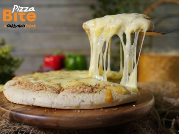 Antara produk Pizza Bite yang ditawarkan kepada pelanggan.