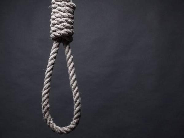 Penghantar barang menangis dihukum gantung sampai mati
