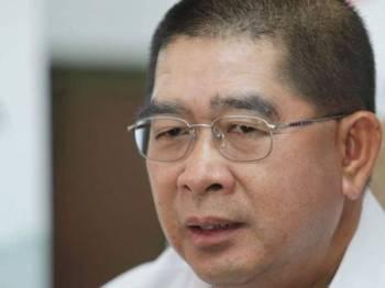 Datuk Seri Dr Maximus Ongkili
