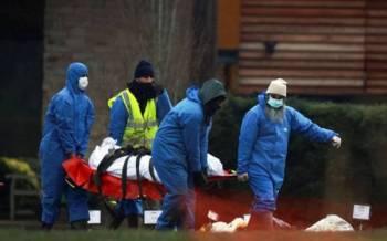 Amerika Syarikat kekal merekodkan jumlah kematian tertinggi melebihi 673,000 kes. - Foto fail Reuters