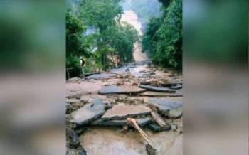Antara kawasan yang menjadi tumpuan ialah Kampung Bakar Bata, Kampung Setul dan Kampung Tepi Laut Pantai Murni. - Foto fail Sinar Harian