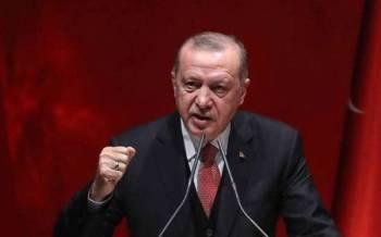 Recep Tayyip Erdogan - Foto fail AFP