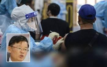 KKM akan hantar tenaga pakar serta sumber manusia untuk bantu Jabatan Kesihatan Negeri Pulau Pinang hadapi kadar peningkatan kes Covid-19 di negeri itu. Gambar kecil: Kon Yeow