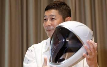 Yusaku Maezawa - Foto fail Reuters