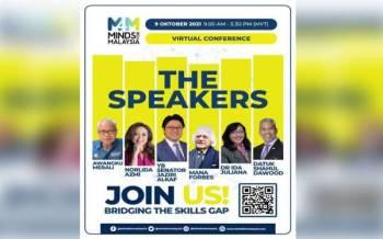 Persidangan M4M: Merapatkan Jurang Kemahiran memberi peluang kepada belia menguasai kemahiran abad ke-21 sebagai kebolehpasaran dalam menjamin peluang pekerjaan.