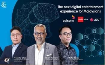 Kerjasama Celcom bersama LG Uplus dan Media Prima memperlihatkan kesungguhan Celcom untuk menyampaikan kandungan dan perkhidmatan 5G yang merangkumi kandungan tempatan dan antarabangsa kepada pengguna Malaysia.